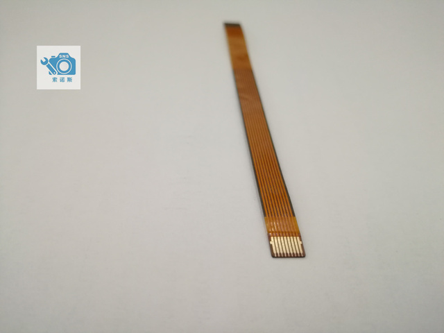 2PCS nuovo Ampio Angolo di Messa A Fuoco Zoom Apertura Unità Flex Cavo a Nastro per niko 70-300mm F/ 4.5-5.6G PSD RELÈ FPC 70-300 1S705-923
