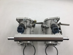 Image 2 - 45IDA Throttle Bodies replace 45mm Weber and dellorto carb W 1600cc Injectors replace 45IDA carburettor carburetor free shipping