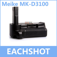 MeiKe MK-D3100, вертикальная Батарейная ручка для Nikon D3100 D3200 EN-EL14