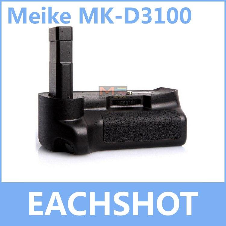 MeiKe MK-D3100, Vertical <font><b>Battery</b></font> <font><b>Grip</b></font> for <font><b>Nikon</b></font> D3100 <font><b>D3200</b></font> EN-EL14