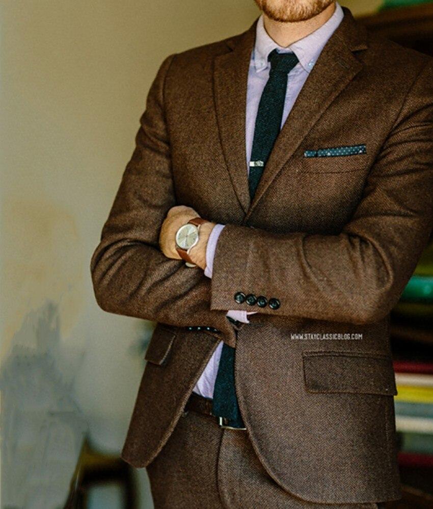 jakcet + Hose + Weste + Tie Anzüge & Blazer Mens Formal Slim Fit Anzüge Hochzeit Anzüge Männer S-4xl Alle-jahreszeiten 10 Farbe Terno Masculino Blazer Mit Einem Knopf