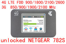 newest unlocked aircard ac782s 4g lte aircard sierra 782s router 4g wifi router gps Mobile portable 4g wifi hotspot(China)