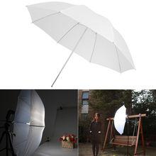 """3"""" студийный Стандартный рассеиватель для вспышки прозрачный мягкий светильник белый зонт"""
