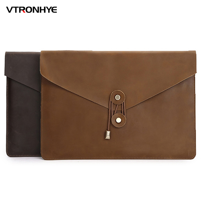 VTRONHYE 11 12 13 15 inch Laptop Sleeve for Macbook Air 13 Case Pro Retina 13 15 Notebook Bag for Macbook Pro 13 2016 Touch Bar