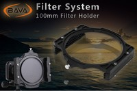 BAVA 100mm Filter Holder For Lee Tiffen Singh Ray Cokin Z Series 49mm 77mm Adapter Ring