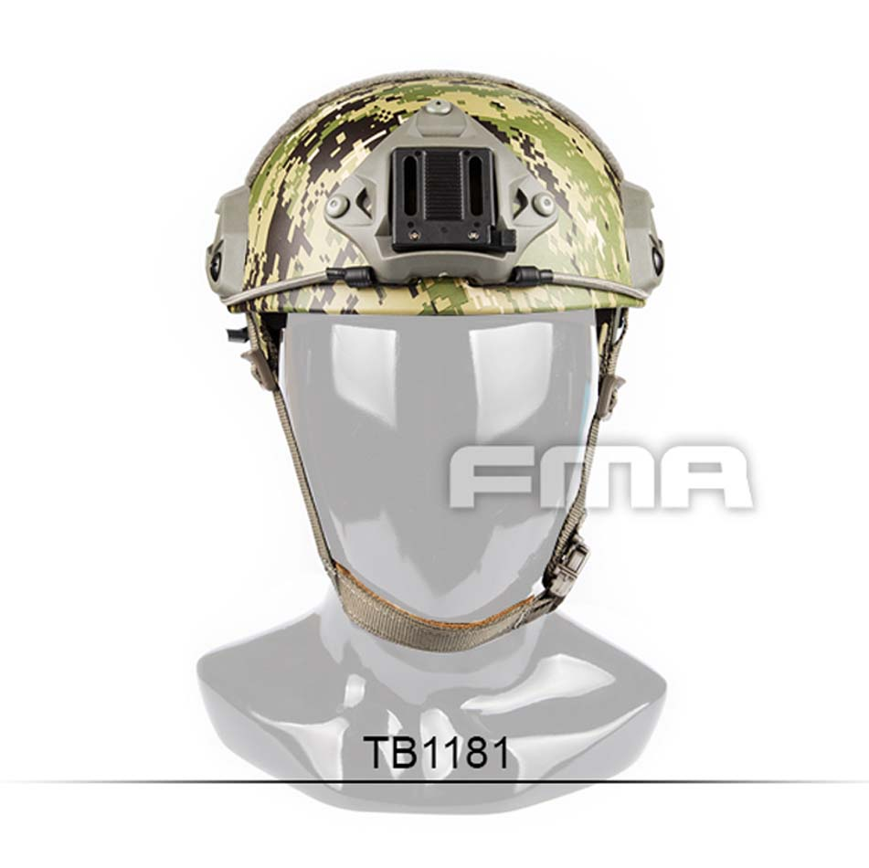 FMA New MH Type Maritime Helmet AOR2 TB1181 M/L L/XL For Airsoft Climbing 2017new fma maritime tactical helmet abs de bk fg for airsoft paintball tb815 814 816 cycling helmet safety
