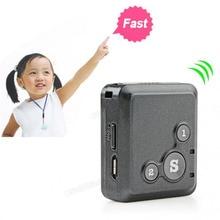Nueva Llegada V16 Personal GPS Tracker Tiempo Real de Pequeño Tamaño y de Múltiples Funciones SOS Comunicador