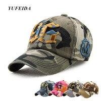1Piece Baseball Cap Men S Adjustable Cap Casual Leisure Hats Camouflage Color Fashion Snapback Summer Fall
