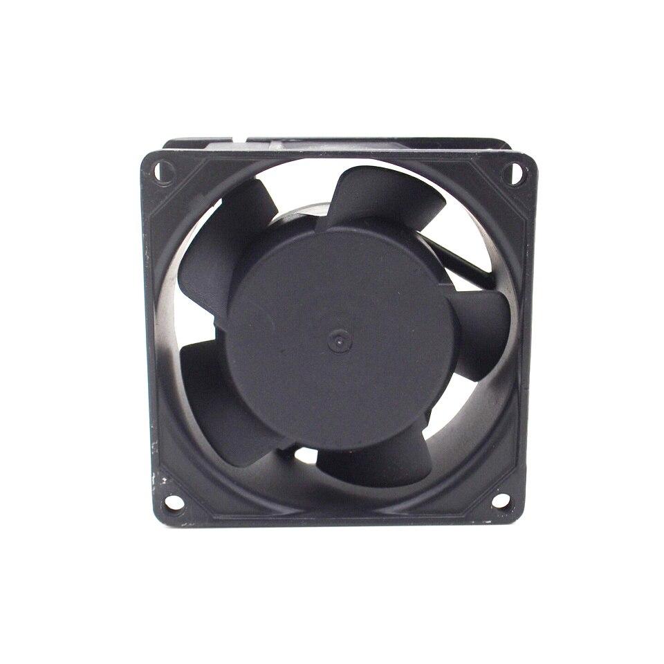 20pcs Lot UT857CG R 8038 80 80 38MM All high temperature metallic iron leaf fan 230V