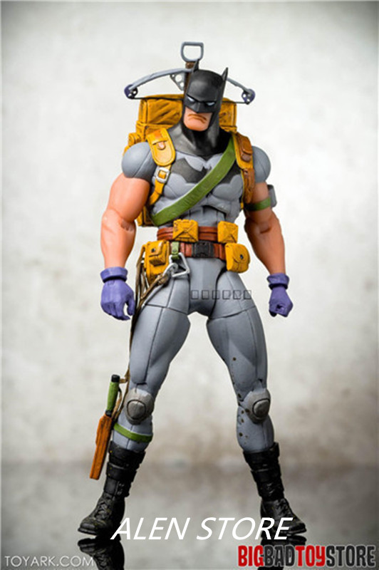 NEW DC Comics Designer Series Survival Batman 14 Zero Year by Greg Capullo