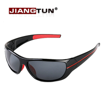 JIANGTUN Hot Sale Quality Polarized Sunglasses Men Outdoor Sport Sun Glasses For Driving Fishing Gafas De Sol Hipster Essential