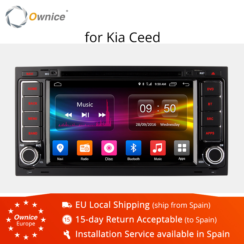 Ownice C500 Android 6 0 Octa Core 32G R0M Car DVD Player for Volkswagen Touareg T5
