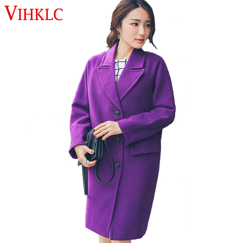 Online Get Cheap Purple Wool Coats -Aliexpress.com | Alibaba Group