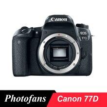 Камера Canon 77D DSLR
