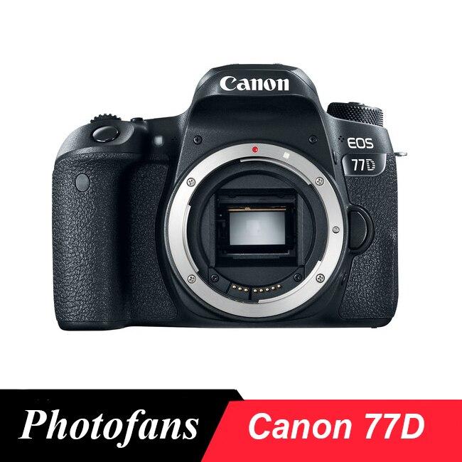 Canon 77D DSLR Camera|DSLR Cameras| - AliExpress