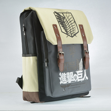 Attack on Titan  Canvass Backpack