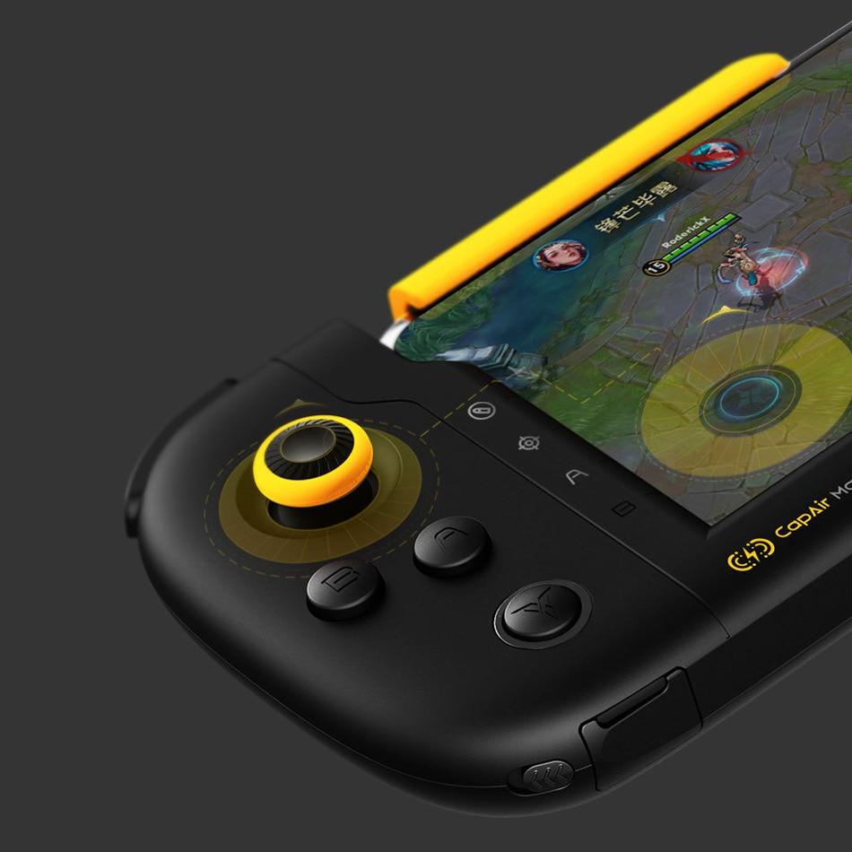 Offre spéciale Flydigi WASP manette de jeu à une main Version iOS connexion physique pour PUBG Mobile & Arena de Valor pour Iphone