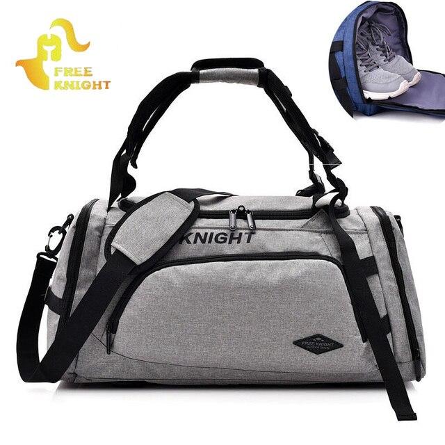 Backpack Gym Bags Men Training Fitness For Sports Handbags Bag Sac De Sport Mochila deporte gymtas brand sporttas 2019 XA487WA