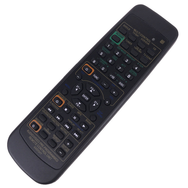 NEW remote control For PIONEER AV receiver remote control AXD7247 Replace The VSX D510 VSX D209 VSX D409