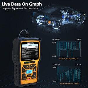Image 5 - Foxwell NT301 OBD OBD2 Scanner moteur lecteur de Code outil de Diagnostic de voiture multi langues universel ODB 2 ODB2 Scanner automobile