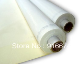Discount 100T ( 250M ) polyester silk screen printing mesh127CM width 3 meters length fast free shipping discount 16x20 inches silk screen printing stretcher self tensioning self stretching frame t shirt printer