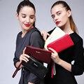 ZOOLER mulher marca carteiras top quality high end mulheres carteira de couro genuíno Clássico bolsa elegante, famosa marca de cores #8663