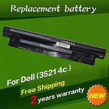 Para la Batería Del Ordenador Portátil Para Dell Inspiron 3521 N3521 6K73M N121Y XCMRD YGMTN Series para Latitude 3531 RP1F7 3440 3540 E3440