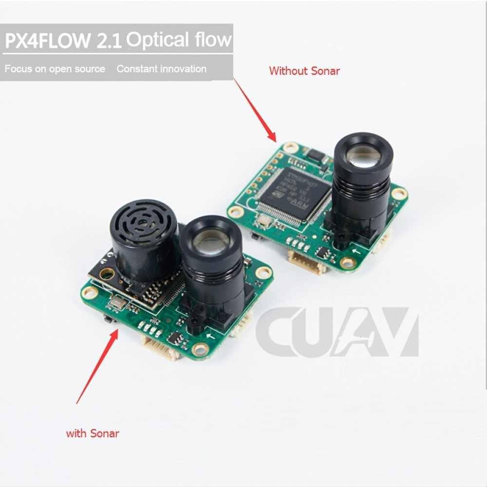 CUAV PX4FLOW 2 21 Optical Flow Sensor Smart Camera for PX4