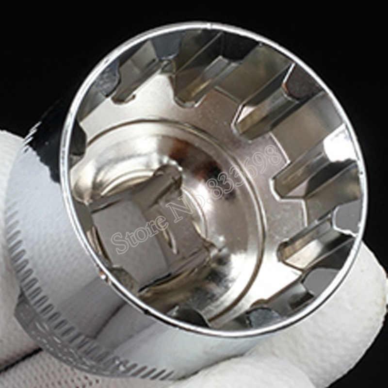 """3/8 """"6-24mm Evrensel Ağır 12 Diş lokma anahtar Kafa Iç Altıgen Anahtar Allen Kafa Oto Tamir Araçları 1 adet"""