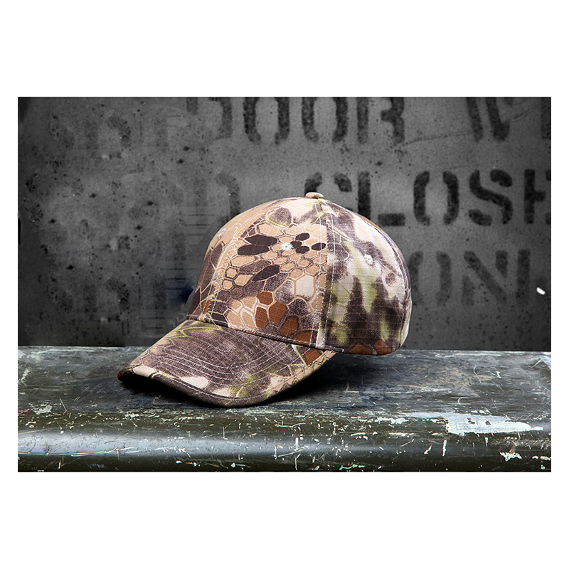Kryptek Mandrake Baseball Cap Camo Baseball hat outdoor cap