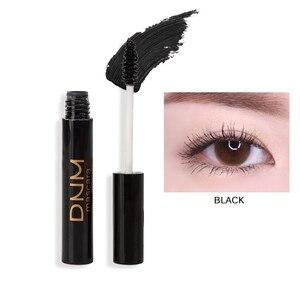 Image 3 - 4 kolory profesjonalny tusz do rzęs wodoodporny oczy kosmetyki przedłużanie rzęs brązowy biały tusz do rzęs makijaż oczu