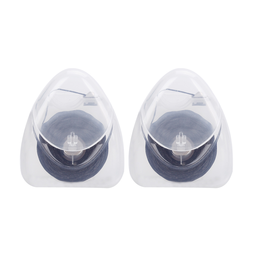 5 коробок, 50 м, бамбуковый уголь, зубная нить, черная зубочистка, мятный вкус, зубная нить, чистящее средство для зубов