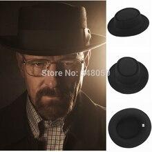 Модная мужская шерстяная Классическая фетровая шляпа из свинины и порки, шляпа-федора, шапка для мужчин, летняя Солнцезащитная шляпа, Панама