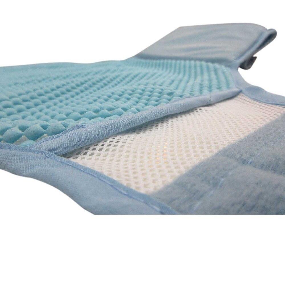 Behogar Adjustable Newborn Bathtub Seat Support Shower Sling Hammock ...