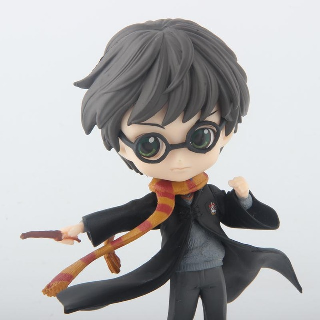 Harry Potter Action Figures Q Ver Model Toys 15cm