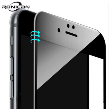 3D Curved Edge Full Cover Mobile Phone Tempered Glass Front Screen Protector Protective Film for Iphone 6/6plus T80195. iphone 6