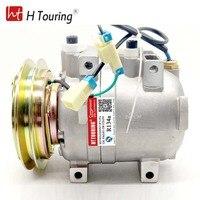 Компрессор DKV14C для экскаватора hyundai Hitachi hyundai compressor A5000 674 00 1 11N690040 11N6 90040 11N892040 50000674001