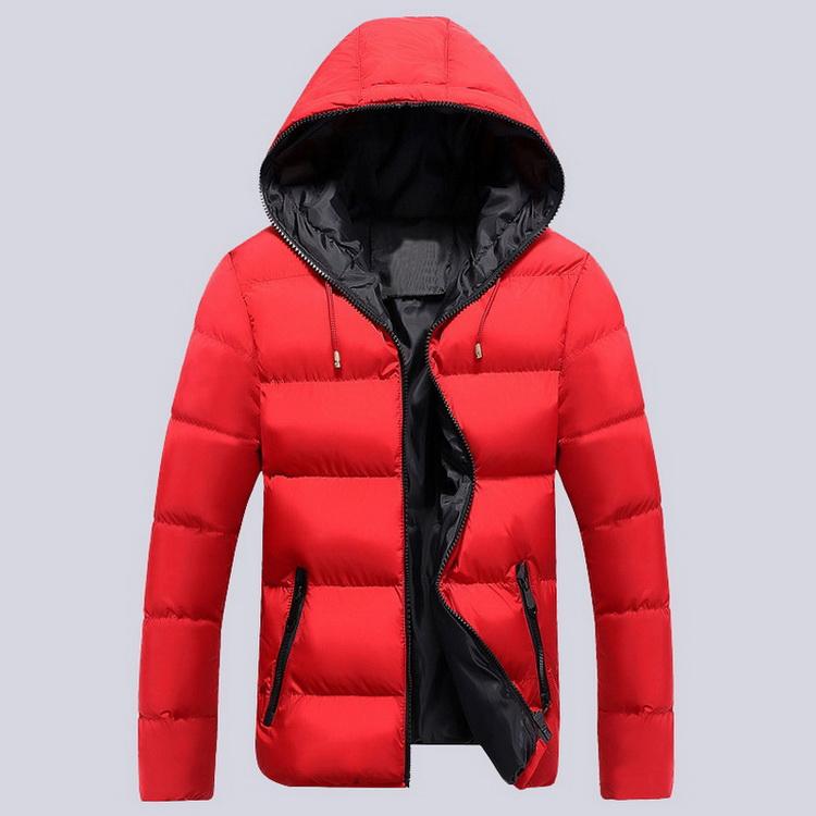 Coat Jacket Parka Thick 10