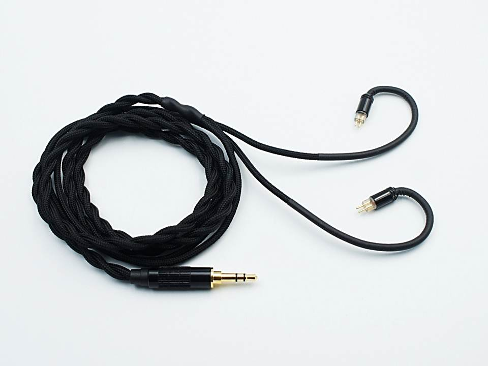 TANCHJIM Oxygen 4 Shares 5N OCC 2Pin 0 78mm HiFi Earphone IEM Upgrade Cable 3 5mm