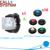 Orden de La Muestra Con el Reloj Localizador Llamada inalámbrica Bell System Y Resistente Al Agua botón Cualquier Cantidad Es Aceptable Para Usted (1 + 16 botón de llamada)