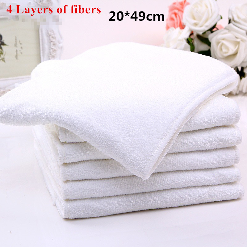 1pcs Reusable Nappy Diaper Pad Inserts Changing Cloth Liners For Baby Incontinence Adult Women Men