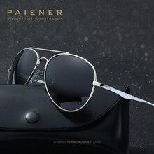 Aviação Titânio Polarizado 2017 Óculos De Sol Para As Mulheres Homens Marca Grife Oculos Piloto Óculos De Sol Masculino óculos de Sol Glases
