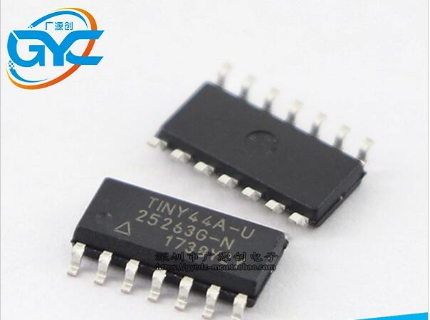 50pcs/lot  ATTINY4450pcs/lot  ATTINY44