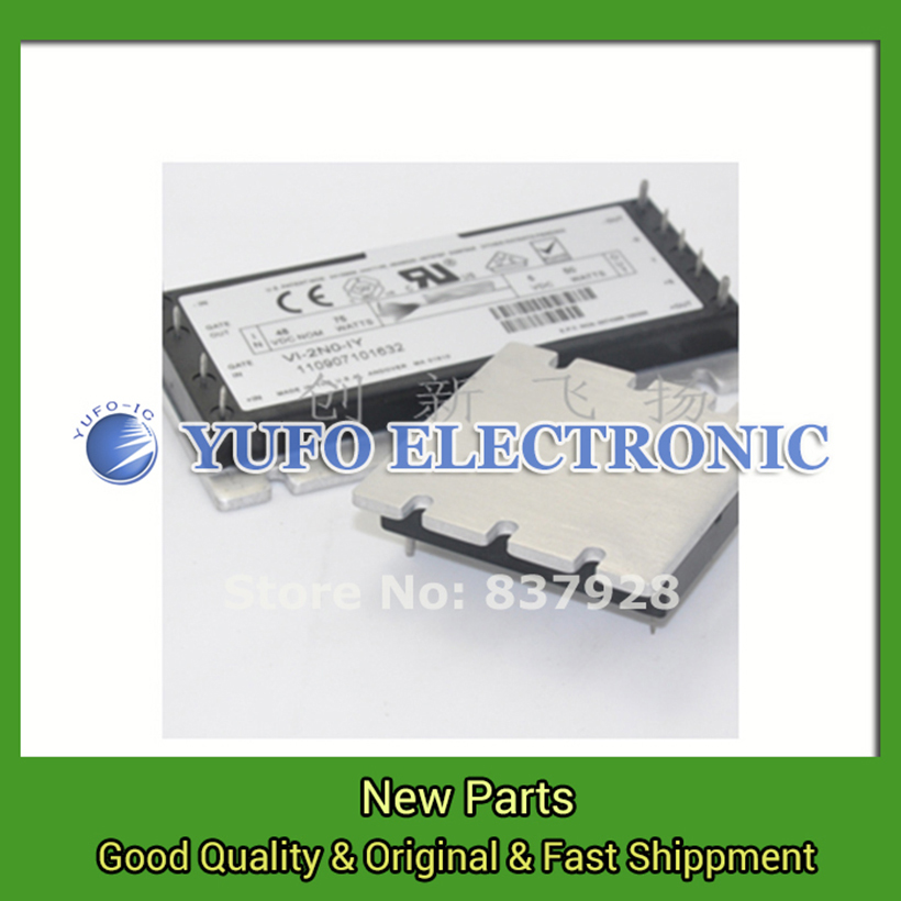 Free Shipping 1PCS VI-260-IY power Module, DC-DC, new and original, offers YF0617 relay free shipping new and original vi 25v 02 dc dc isolation power supply module