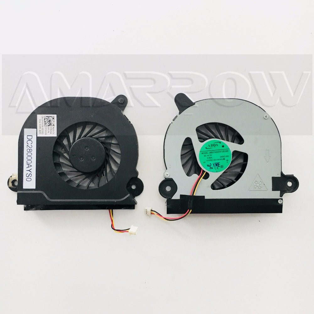 Laptop Heatsink/&Fan for DELL Inspiron 15R 5520 5525 7520 Vostro 3560 0NPPGP NPPGP New and Original