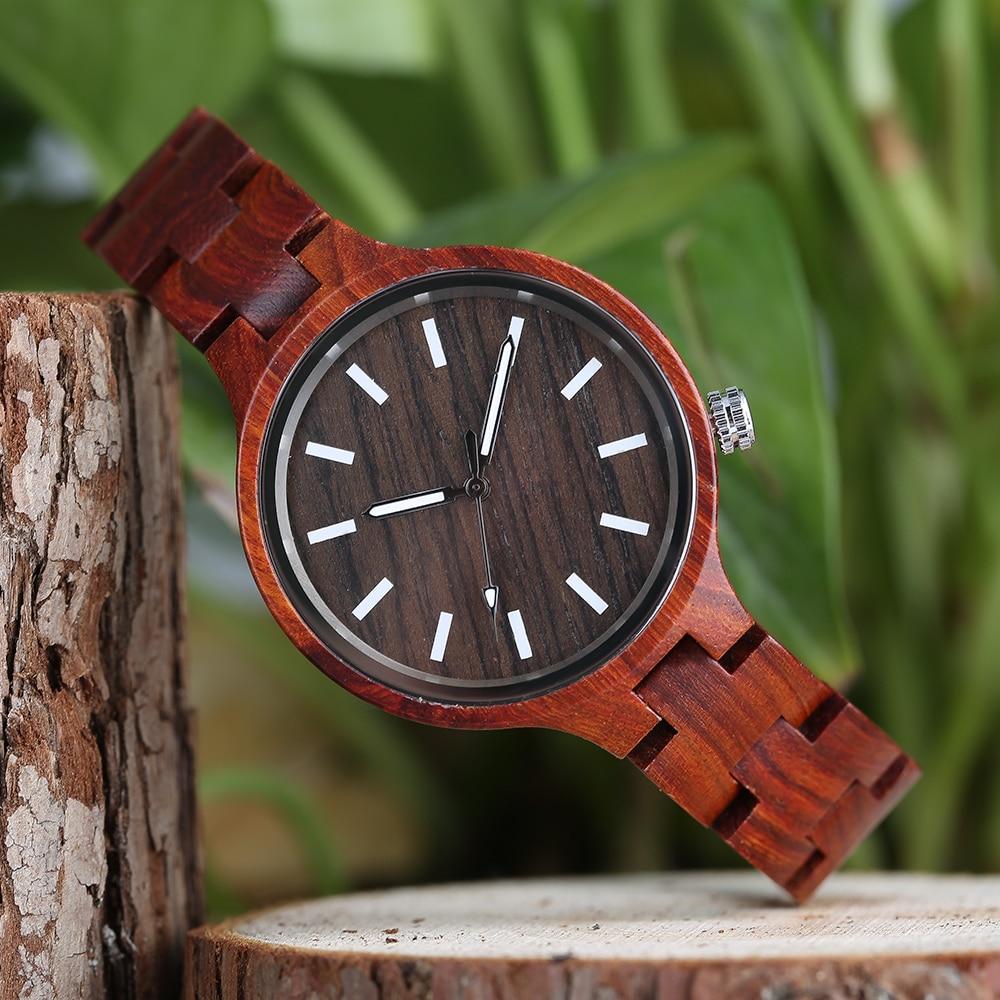 Relojes de las mujeres pulsera elegante reloj de cuarzo Naturaleza - Relojes para mujeres