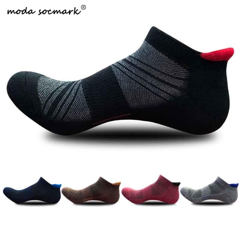 2019 Men's Women's Spring Minimalism 100% Cotton Ankle Mens Compression Short Socks Mens Dress Socks Unisex Casual Cotton Socks