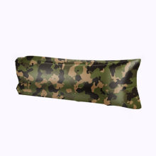 outdoor camouflage air Beanbag singleplayer balcony siesta inflatable sofa bed lounged air-filled chair Easy to folding/storage(China)