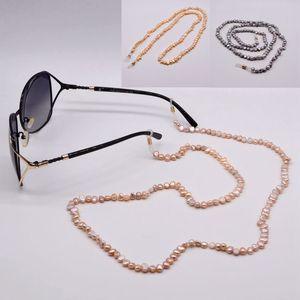Image 1 - سلسلة النظارة اللؤلؤ ، اللؤلؤ الطبيعي الباروك الصغيرة ، سلسلة النظارة شخصية ، اكسسوارات النظارات الشمسية ، توصية حصرية