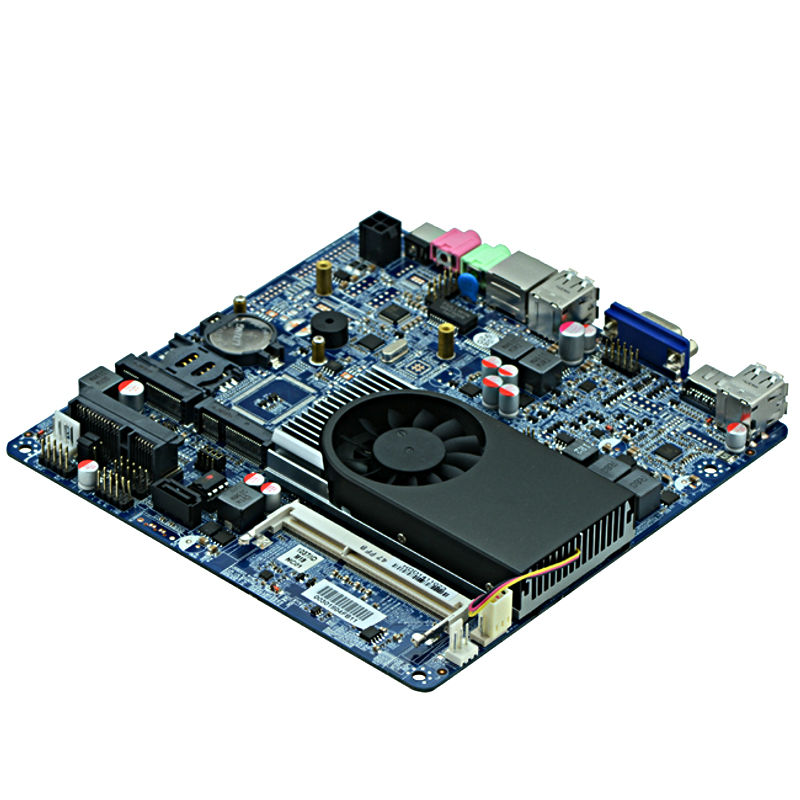 ultra-thin 1037u ITX motherboard dual-core industrial motherboard mini itx motherboard embedded industrial motherboard epia m830 ultra thin dual channel lvds 100